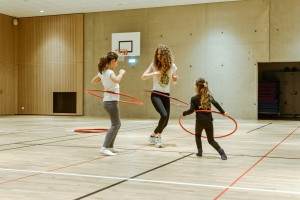 HoopTonic and kids
